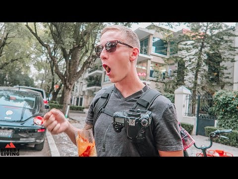 RICHEST Neighborhood Tour - MEXICO CITY First Impression 🇲🇽