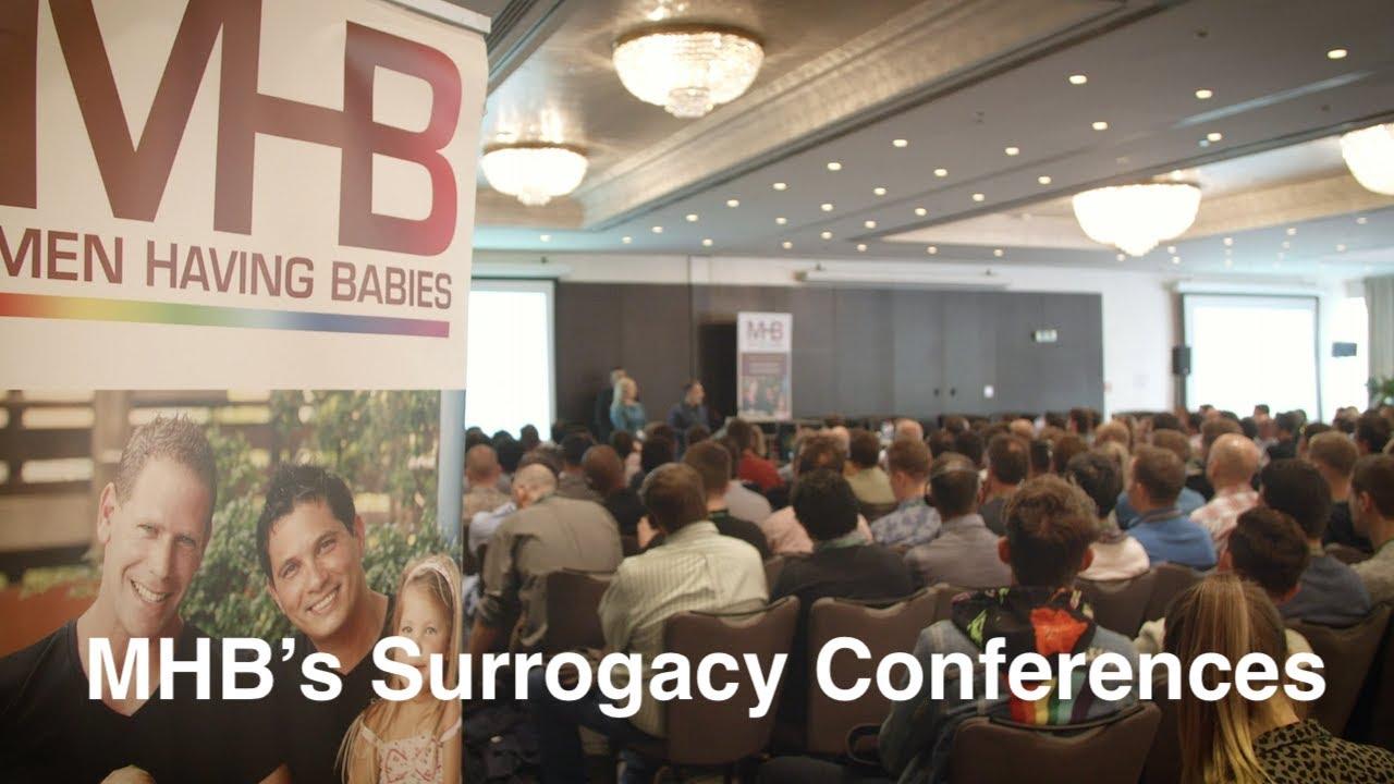 Men Having Babies' surrogacy conferences and workshops for gay men worldwide