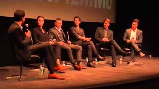 "Angelina Jolie and cast discuss making of ""Unbroken"" FULL Q&A 