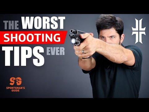 the WORST Shooting Tips I've Ever Heard