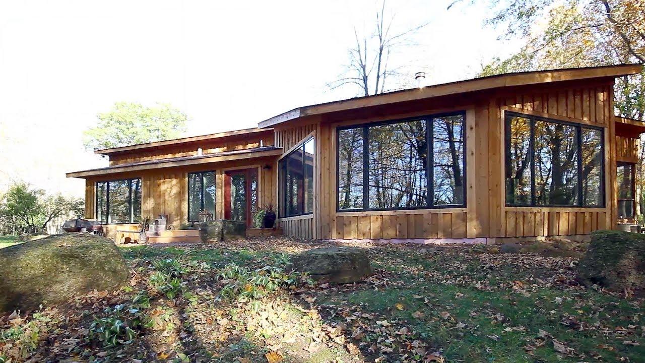 Modern Rustic House Design.Amy Matthews Modern Rustic Exterior Eyesore