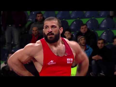 GeoWrestling   Revaz Nadareishvili - Koka Kirtskhalia Finale 97 kg