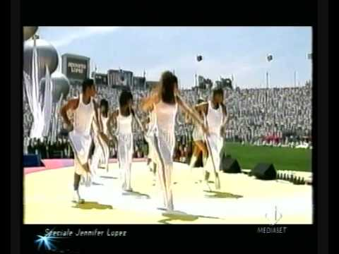 jennifer lopez  -if you had my love  live @ women's world cup( july 1999)
