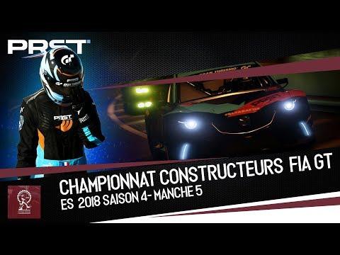 GRAN TURISMO SPORT : ES4 MANCHE 5 - CONSTRUCTEUR FIA GT I Attention a vos oreilles !! thumbnail
