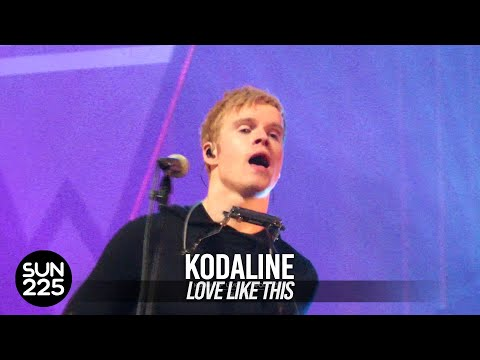 Kodaline - Love Like This (Live In Seoul, 10 March 2019)