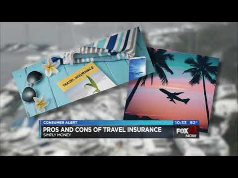 Simply Money: Should you buy travel insurance?