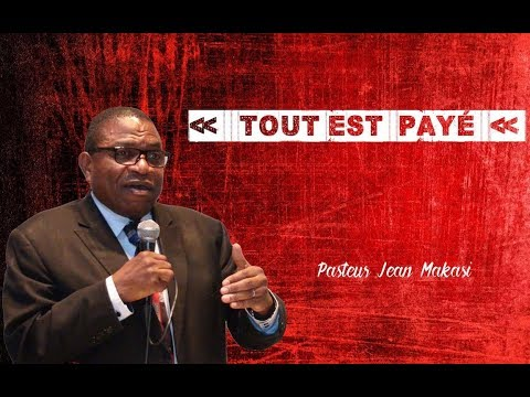 """"""" Tout est payé """""""