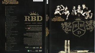 Baixar RBD - Live in Brasília (Completo)
