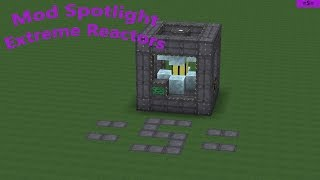 Extreme Reactors Mod Spotlight (Minecraft 1.10)