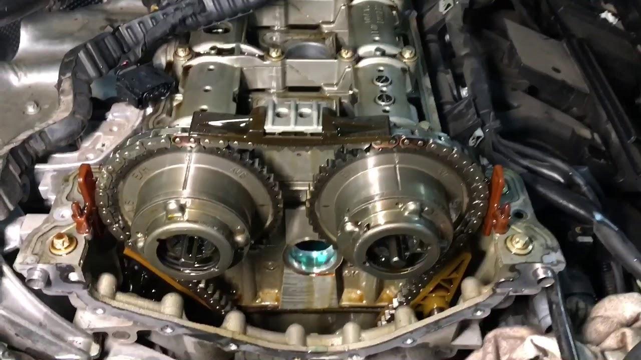 Barulho motor Mercedes Benz Classe C