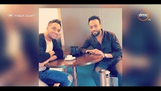 صاحبة السعادة - رامي جمال: دخلت في مجال الأغاني الدراما عشان سهلة.. وعايز أهرب من لقب