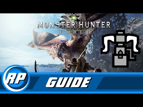 Monster Hunter World - Heavy Bow Gun Progression Guide (Recommended Playing)