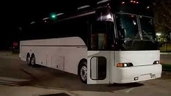 45 Passenger Party Bus Rental - Best Party Buses - Price 4 Limo