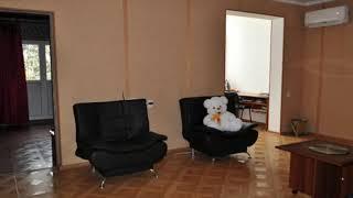 Отдых в Абхазии, 3-х комнатная квартира в центре Сухума на берегу моря, ул. Воронова, д. 11