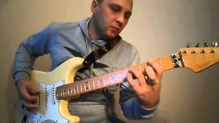 Metallica-Enter Sandman.Основной риф.4часть
