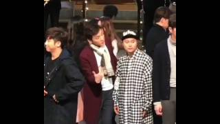 Hwang Chi Yeul The Guy who has Manner (SNL show)