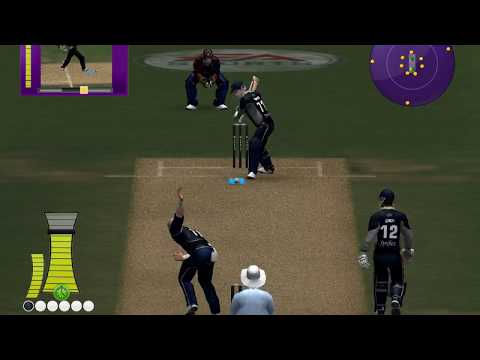 EA Cricket 07 : Six Sixes of the Over!!