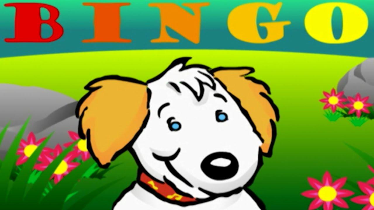 Bingo Song Sing Along Nursery Rhymes Kids Songs From Baby Genius You