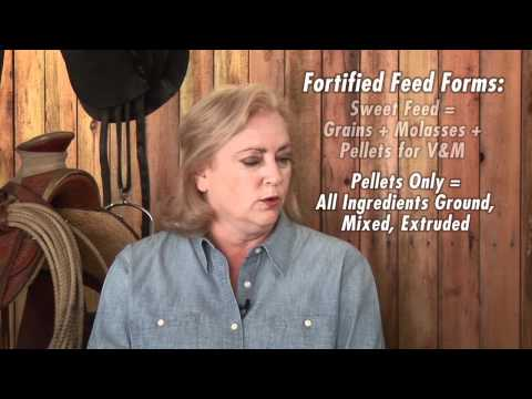 Nutrition Nuggets - Grain mixes & Fortified Feeds