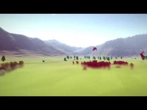 TABS/Totally Accurate Battle Simulator 115 peasants VS 4 ballistas!!