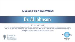 Dr. Al Johnson on the radio in Louisiana - 4/20/14