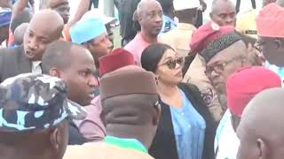 How Ekiti APC Governorship Primary Election Ended In Chaos And Fights Yesterday