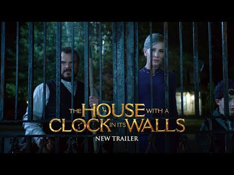 - Movie Minute: Clocks, Jack Black, and Wizardry OH MY