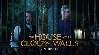 Bekijk hier de nieuwe trailer van The House With a Clock in Its Walls