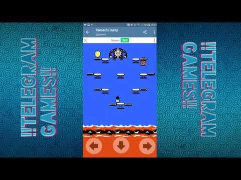 Telegram Games: Tamachi Jump! (ITA) (#1) |
