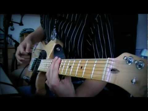A# Tuning On Fender Telecaster Standard USA