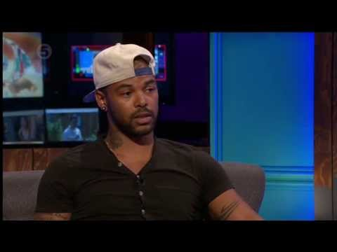 Daley Interviewed on BBBOTS Big Brother UK (Tue 16 July 2013)