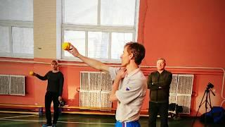 """Семинар по бейсболу для учителей физической культуры """"Школа Бейсбола и софтбола"""""""