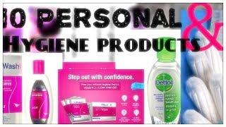 10 Best Female Hygiene & Personal Care Products- Products That Made women's  Lives Better