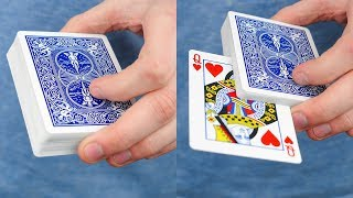 INCREDIBLE CARD TRICK - TUTORIAL thumbnail