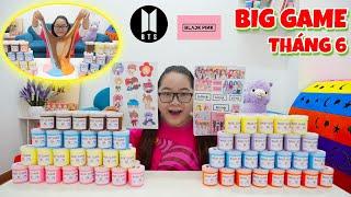 200 Hình Dán Và Slime Siêu Đẹp - Sticker BTS Vs Blackpink