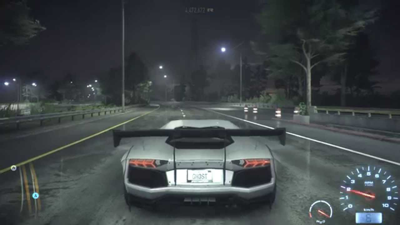 Need For Speed 2015 - Lamborghini Aventador Top Speed, Fully Tuned ...