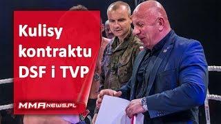 Sławomir Duba o kontrakcie z TVP, grudniowej DSF 18 i powrocie Różala do MMA