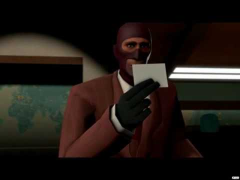 TF2 meet the retarded spy