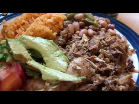 3 MEXICAN DINNER RECIPES