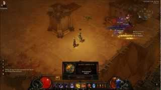 Diablo 3 - Demon Hunter Inferno Magda (Pre NT Nerf) HD