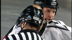 Battle of the Hockey Enforcers part 1