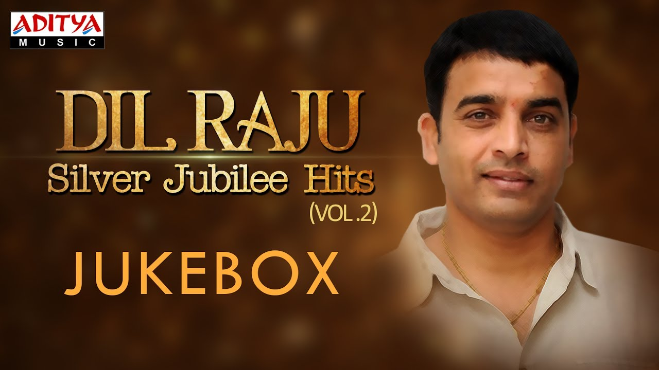Producer Dil Raju Silver Jubilee Hit Songs Vol.2 Jukebox ♪ ♪