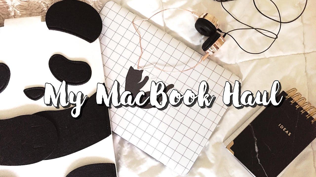 best website 4820c 5c1eb My MacBook Accessories Haul | AliExpress, Ebay, Amazon
