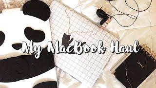 My MacBook Accessories Haul | AliExpress, Ebay, Amazon