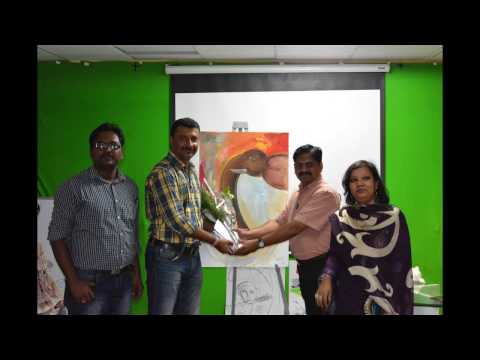 Trailer of VidyaNidhi Canvas Painting workshop