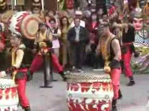 The Martial Drums Round The Sky九天之齊天戰鼓