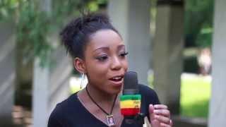 Bob Marley - JAMMIN' - Cover Ludivine Turinay (Tribute To Marley)