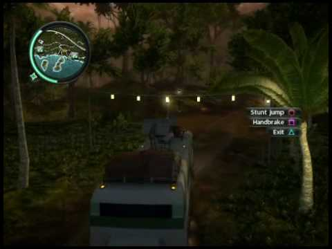 Just Cause 2 pocumtuck nomad