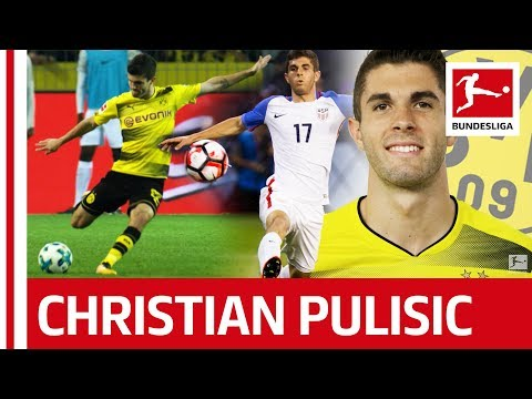 Christian Pulisic – Dortmund's US Wonderkid