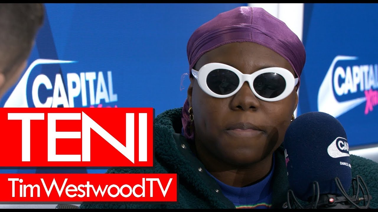 Teni on Nigeria, Wizkid, Askamaya, crazy London show, getting discovered, new music - Westwood
